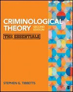 criminological theory a text/reader 2nd edition