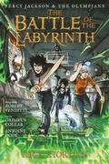 Percy Jackson and the Olympians: The Battle of the Labyrinth: The Graphic Novel
