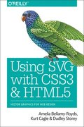 Using SVG with CSS3 and HTML5