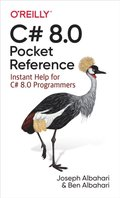 C# 8.0 Pocket Reference