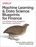Machine Learning and Data Science Blueprints for Finance