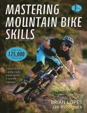 If you want to ride like a pro, you should learn from a pro! In Mastering Mountain Bike Skills, Third Edition,  world-champion racer Brian Lopes and renowned riding coach Lee McCormack share their elite perspectives, real-life race stories, and their own successful techniques to help riders of all styles and levels build confidence and experience the full exhiliration of the sport.   Mastering Mountain Bike Skills is the best-selling guide for all mountain biking disciplines, including enduro, p