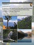 Evaluation of the Sensitivity of Inventory and Monitoring National Parks to Nutrient Enrichment Effects from Atmospheric Nitrogen Deposition: Sonoran