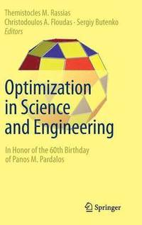 Optimization in Science and Engineering