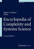 Encyclopedia of Complexity and Systems Science