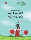 Am I small?: Ene tenese nane? Children's Picture Book English-Amharic (Bilingual Edition)