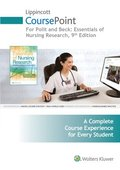 Lippincott Coursepoint for Polit: Essentials of Nursing Research