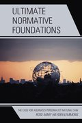 Ultimate Normative Foundations
