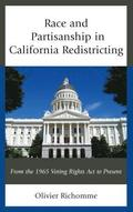 Race and Partisanship in California Redistricting