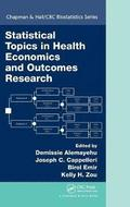 Statistical Topics in Health Economics and Outcomes Research
