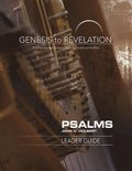Genesis to Revelation: Psalms Leader Guide: A Comprehensive Verse-By-Verse Exploration of the Bible