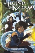 Legend Of Korra, The: Turf Wars Part One