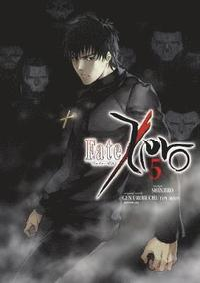 Fate/zero 5 / manga: Shinjiro ; original work: Gen Urobuchi/Type-Moon (nitroplus) ; translation: Kumar Sivasubramanian.