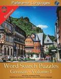 Parleremo Languages Word Search Puzzles German - Volume 1
