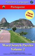 Parleremo Languages Word Search Puzzles Travel Edition Portuguese - Volume 2