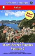 Parleremo Languages Word Search Puzzles Travel Edition Italian - Volume 2