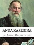 Anna Karenina, (Finnish edition)
