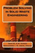 Problem Solving in Solid Waste Engineering
