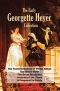 Early Georgette Heyer Collection