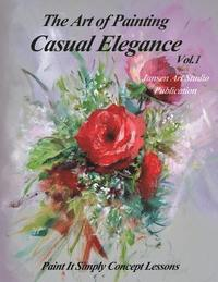 The Art of Painting Casual Elegance