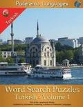 Parleremo Languages Word Search Puzzles Turkish - Volume 1