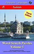 Parleremo Languages Word Search Puzzles Travel Edition Turkish - Volume 5