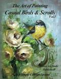 The Art of Painting Casual Birds and Scrolls