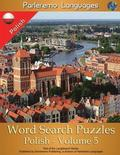 Parleremo Languages Word Search Puzzles Polish - Volume 5
