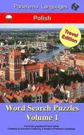 Parleremo Languages Word Search Puzzles Travel Edition Polish - Volume 1