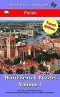Parleremo Languages Word Search Puzzles Travel Edition Polish - Volume 4