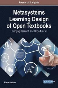 Metasystems Learning Design of Open Textbooks