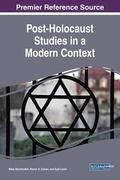 Post-Holocaust Studies in a Modern Context