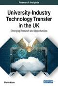 University-Industry Technology Transfer in the UK