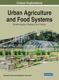 Urban Agriculture and Food Systems