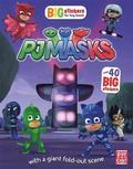 PJ Masks: Big Stickers for Tiny Hands