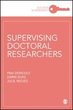 Supervising to Inspire Doctoral Researchers
