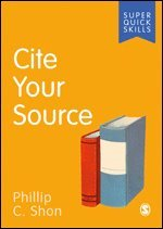 Cite Your Source
