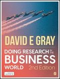 Doing Research in the Business World: Paperback with Interactive eBook