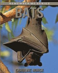 Bats: Amazing Photos & Fun Facts Book About Bats For Kids