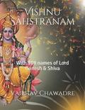Vishnu Sahstranam: With 108 names of Lord Ganesh & Shiva