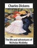 The life and adventures of Nicholas Nickleby(1839)by Charles Dickens-illustrated: Hablot Knight Browne (10 July 1815 - 8 July 1882), Well-known by his