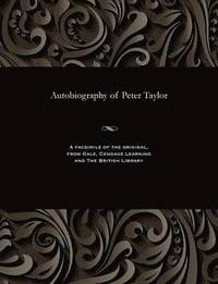 Autobiography of Peter Taylor