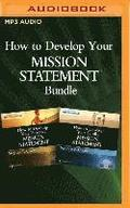 How to Develop Your Mission Statements Bundle