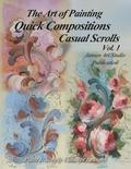 Quick Compositions Casual Scrolls Vol. 1: Paint It Simply Concept Lessons