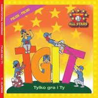 Polish Tgit, Thank Goodness It's T-Ball Day in Polish: Children's Baseball Book for Ages 3-7