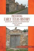Preserving Early Texas History