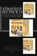 Strategy Six Pack 13: The Caesars, Patrick Henry, My Sixty Years on the Plains, Anne Hutchinson, A Princess from Zanzibar and Journal of a T