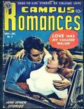 Campus Romance #2: True-To-Life Stories Of College Love ( Full Color Inside) For Children and Enjoy (4 Comic Stories) 8.5x11 Inches