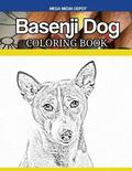 Basenji Dog Coloring Book