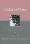 A Syllable of Water